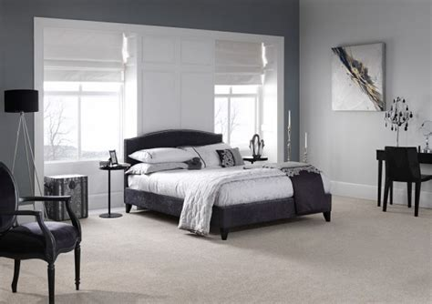 serene charlotte ft super kingsize charcoal fabric bed