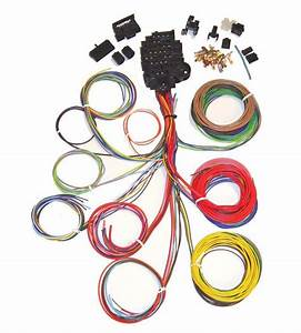 Universal 12 Circuit Auto Wiring Harness