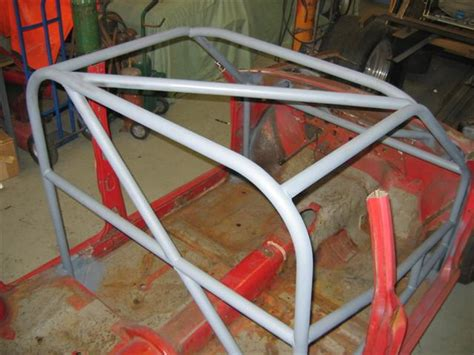 Datsun 510 Roll Cage by Wagon Rollcage Part 3 Racing On The Cheap