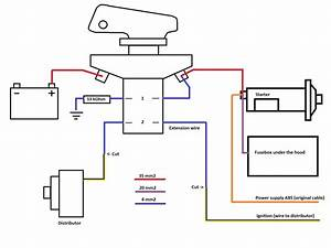 Battery Cut Off Switch Wiring Diagram