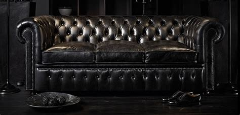 black leather william affordable luxury by