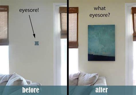 creative ways  hide  eyesores   home