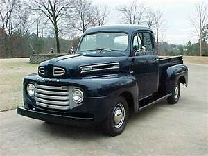 1951 Ford F5 Truck Parts