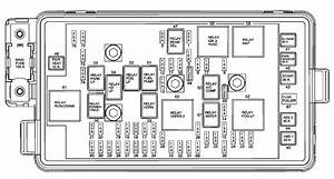Isuzu I-370  2007 - 2008  - Fuse Box Diagram