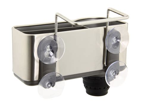 Simplehuman Sink Caddy by No Results For Simplehuman Sink Caddy Stainless Steel