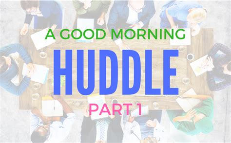 A Good Morning Huddle  Part 1  Safco Dental Supply. Health Information Tech Salary. Chase Home Mortgage Customer Service. Georgia 529 College Savings Plan. Chiropractor Carlsbad Ca Free Email Templates. Mattress Store Phoenix Az Spectral Hair Loss. Supply Chain Certification Home Loans Hawaii. Activity Based Costing Example. What Is The Slowest Car In The World