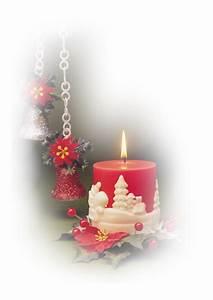 Bougies De Noel : tubes bougies ~ Melissatoandfro.com Idées de Décoration