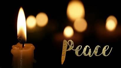 Peace Candle Christmas Advent Prayers Joy Hope