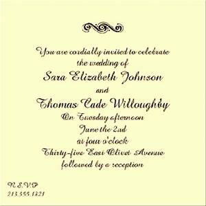 Funny wedding invitation wording from bride and groom for Evening wedding invitation wording from bride and groom