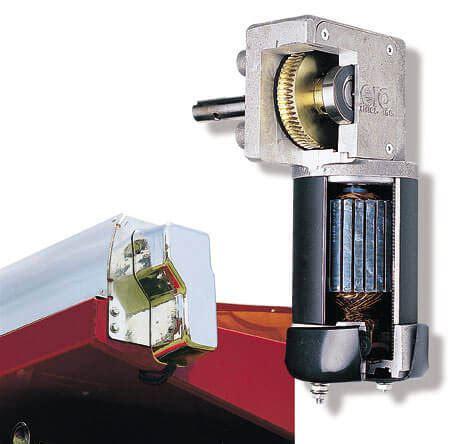 Easy Electric Motor by Tarp Motors Mentor Dynamics