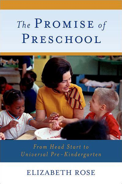 the promise of preschool from start to universal pre 434 | 9780199926459 p0 v1 s1200x630