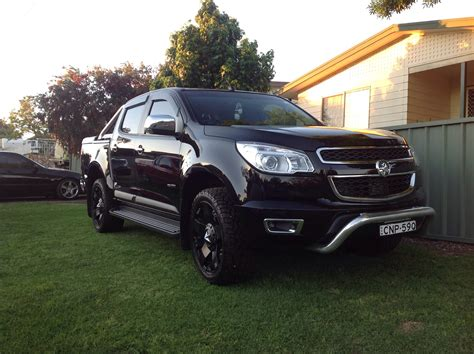 In these vehicles, a bolt that was one of two fasteners securing the anchor bracket for the rear seatbelt buckles may not have been fitted during production. 2012 Holden Colorado LTZ (4X4) RG   Car Sales NSW: North ...