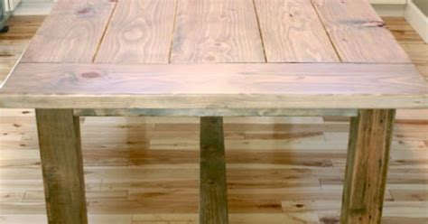 minwax weathered oak stain     table