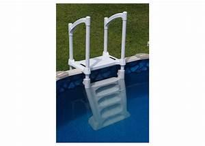 Escalier Pour Piscine Hors Sol : h2o escalier pour piscine hors sol piscine center net ~ Dailycaller-alerts.com Idées de Décoration