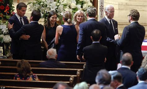 Beau Biden'd Delaware funeral attended by Obamas, Clintons