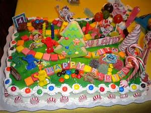 Candyland Cakes – Decoration Ideas Little Birthday Cakes