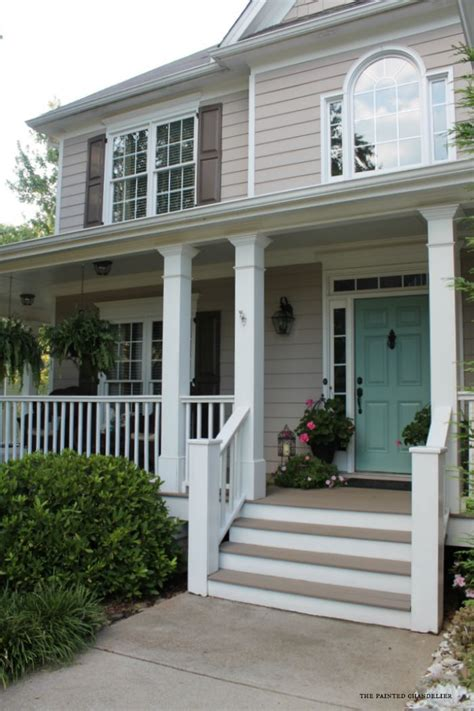 Pictures Of Porch by Behr Deckover Update How Our Porch Looks One Year Later