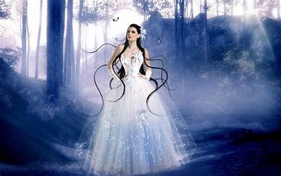 Fantasy Gown Woods Corset Females Mood Butterfly