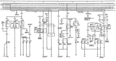 acura integra  wiring diagrams clock carknowledge