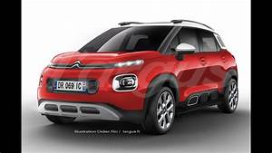 C3 Aircross Aramis : 2018 citroen c3 aircross review youtube ~ Maxctalentgroup.com Avis de Voitures