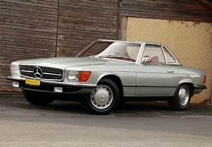 Mercedes Année 70 : mercedes benz sl r107 1971 1989 retro ~ Medecine-chirurgie-esthetiques.com Avis de Voitures