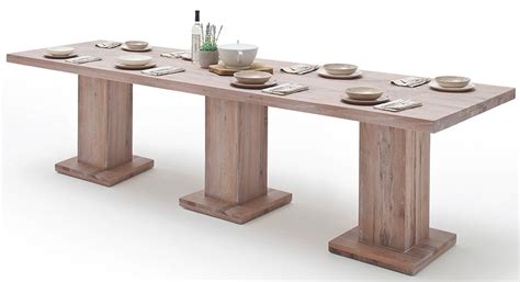 table contemporaine en bois massif 180 cm trendymobilier
