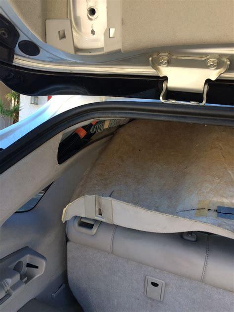 2004 Lexus Rx330 Problems by 2004 Rx330 Liftgate Rear Door Problem Club Lexus Forums