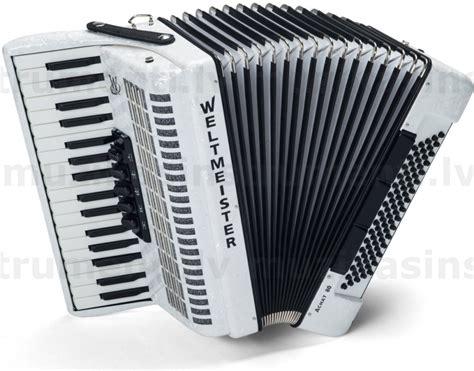Weltmeister Achat 34/80/III/5/3 White akordeons ...