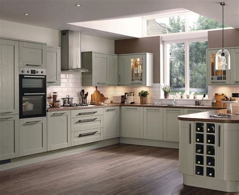 Tewkesbury Skye Kitchen   Shaker Kitchens   Howdens Joinery