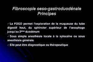 Ppt - Les Endoscopies Digestives Powerpoint Presentation  Free Download
