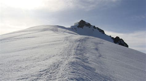 altitude du mont blanc ascension du mont blanc du tacul