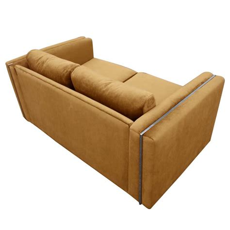retro settee vintage milo baughman thayer coggin settee sofa ebay