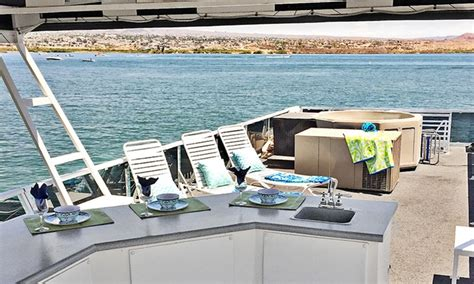 Lake Havasu Boat Rental Coupons by Lake Havasu Houseboats In Lake Havasu City Az Groupon