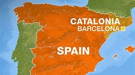Spanish police seal off polling stations in Catalonia ...