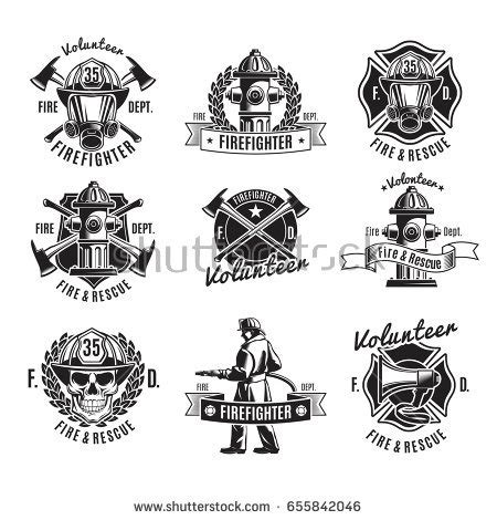 14569 firefighter equipment clipart black and white firefighter equipment clipart black and white black and