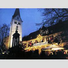 Stadt Wiehl  Termin Alle Weihnachtsmärkte In Wiehl