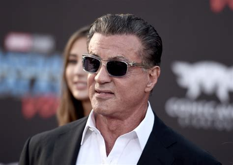 Sly Stallone Is Definitely Not Appearing In 'first Blood