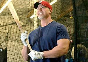 Fisk Blasts Mcgwire For Steroid Claims Ny Daily News