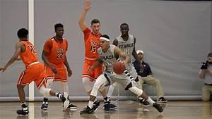 Men's basketball loses to Utica College Pioneers 70–53 ...
