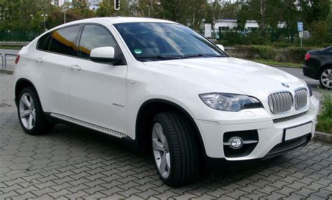 Bmw X6 Picture by File Bmw X6 Front 20081002 Jpg Wikimedia Commons