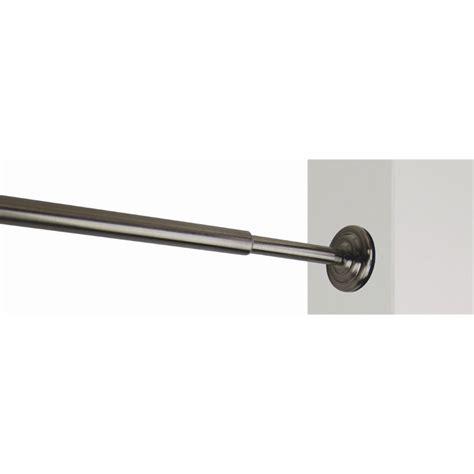 versailles mini tension rod in brushed nickel mtr2436 903