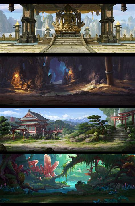 mobile game backgrounds  dawnpudeviantartcom