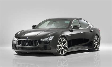 New Maserati Ghibli Power-tuned By Novitec