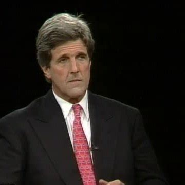 Strobe Talbott Jon Bon Jovi Senator John Kerry Charlie