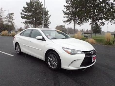 Used Toyota Camry Hybrid For Sale by Used 2015 Toyota Camry Hybrid Sedan Pricing For Sale