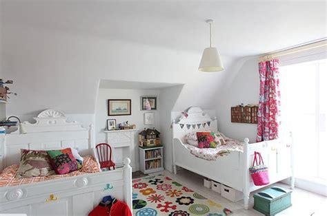 mommo design shared rooms  girls