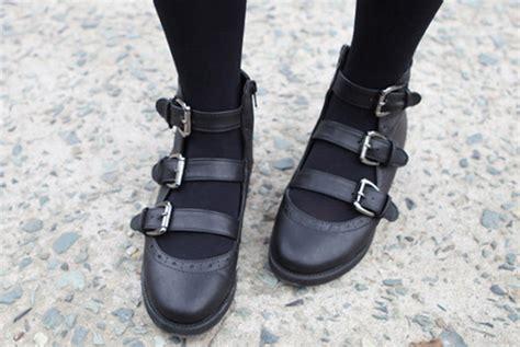 miamasvin multi strap mary jane shoes kstylick