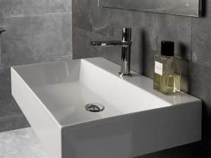 Lavabo Rectangulaire étroit : lavabo long et etroit les derni res id es ~ Edinachiropracticcenter.com Idées de Décoration