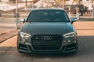 Front Splitter For The Audi Facelift 8v A3 Sl   S3 By