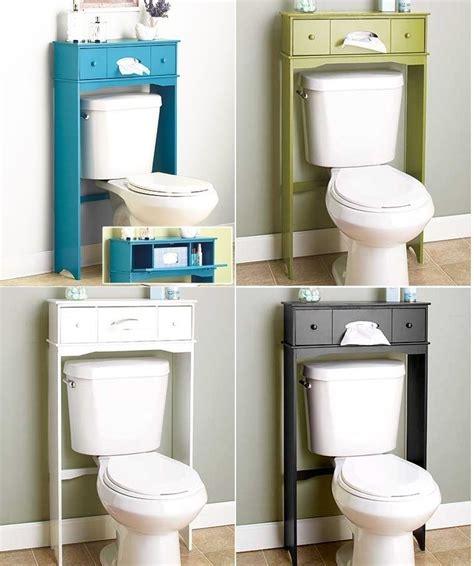 bathroom space saver storage   toilet cabinet